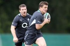 O'Driscoll returns to face France as Kidney makes ten changes