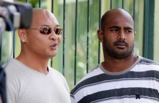Two of Australia's 'Bali Nine' drug smugglers just lost their death-row appeals