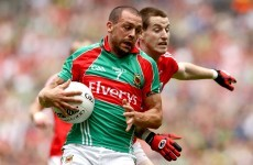 Mayo's Mortimer set to miss All-Ireland semis