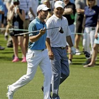 Rory, Tiger get Masters sessions with Augusta ace