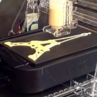 Someone has invented the world's first robotic pancake printer