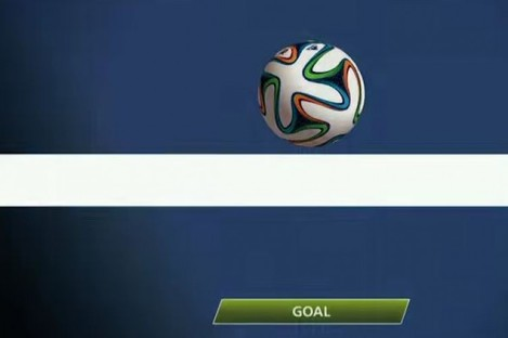 FIFA allowed goal-line technology to be brought in during the World Cup.