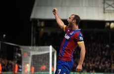 Alan Pardiola's Palace side probably ended Man City's title challenge tonight