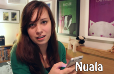 Watch English and Australian people try to pronounce Bláthnaid, Oisín and Meadbh