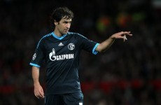 Raul surprises precisely nobody by deciding not to move to Blackburn