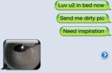 13 of the best ever sexting responses