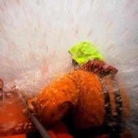 In photos: Rambler 100 crew rescue off Co Cork coast