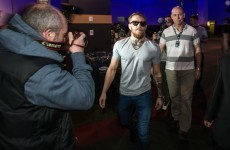 Conor McGregor wanted to emphasise a few points on the anniversary of his UFC debut