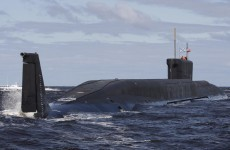 A nuclear submarine is on fire in Russia, but 'there's nothing to worry about'