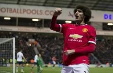 How the once-maligned Marouane Fellaini is key to Man United's resurgence