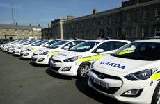 The Gardaí have a new fleet of cars - and they've taken to Facebook to show them off
