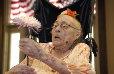 The world's oldest woman has died...