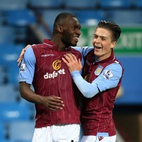 This beautiful Benteke free kick sealed his hat-trick and a point for Aston Villa against QPR
