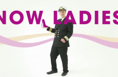 The Condor Ferries safety rap is the cringiest thing you'll see today