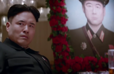 The Interview has been parachuted into North Korea