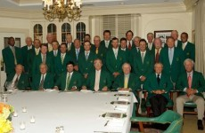 Take a look at what Bubba Watson served up for his Masters Champions dinner