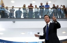David Cameron defends tough sentencing for rioters