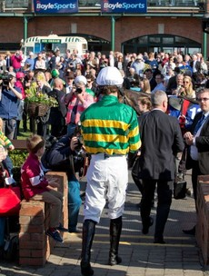 Bookies predict that AP McCoy could cost them £50m(!) in his last-ever Grand National