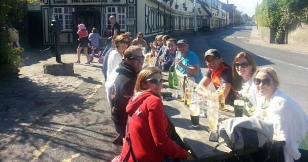 17 of the best places in Ireland to have a sunny pint after work
