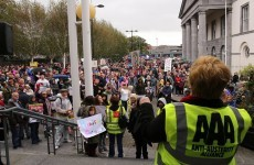 AAA sends legal letter to Sinn Féin amid anti-water charge infighting in Limerick