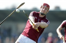 'I don't think selfie sticks have made it down to Galway GAA just yet'