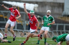Cork minors hit 2nd half stride to see off Limerick by 10 points