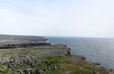 Woman falls 45 feet off Aran Island cliff and survives