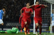 Moment of brilliance from Coutinho books Liverpool a date at Wembley