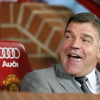 In your Theatre of Dreams, Big Sam wants to be the Manchester United manager