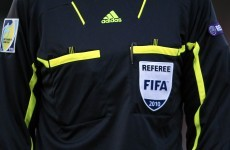 Uefa order final 18 seconds of match to be replayed after refereeing error