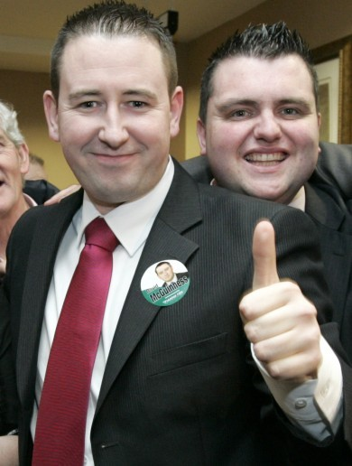 'I don't take any pleasure in quitting Fianna Fáil, it was a big part of my life'