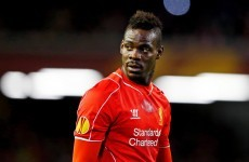 Mario Balotelli proves illness after Robbie Savage jibe