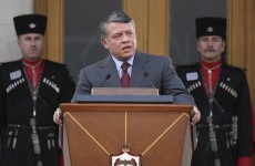Jordan's King welcomes constitutional changes that reduce his power