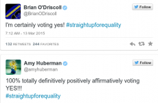 16 Irish celebrities who have pledged their support for marriage equality