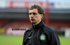 5 years on from the death of one of his players, the new Bray boss has emerged stronger