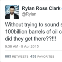 X Factor's Rylan asked a ridiculously stupid question and Twitter didn't let him off with it