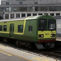 Services delayed after 'scuffle' breaks out among 50 youths on Dart