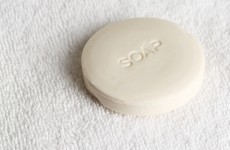 Ever thought about what happens to your used hotel soap?