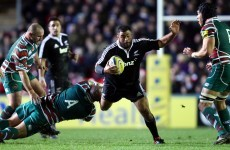 An All Black prop has been forced to retire due to concussion problems
