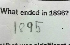 16 homework answers that prove kids are secret geniuses