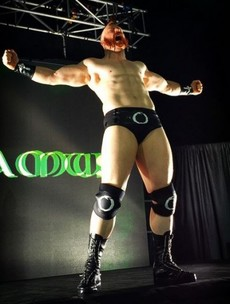 Enda has a new fan ... Wrestler Sheamus is calling on people to pay their water charges
