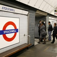 Man fighting for his life after being hit in head by Tube train