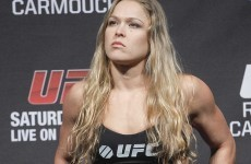 Ronda Rousey goes off on Walmart for not selling her book in stores