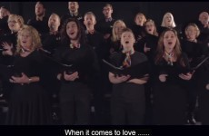 A Cork choir has released a wonderful single for marriage equality