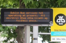 Dublin Bus drivers could be going on strike again
