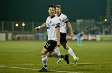 Towell's late winner earns Dundalk bragging rights in the Louth derby