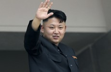 Kim Jong Un learned to drive at three*