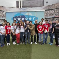 The story of how a school from Dundalk won the Sky Sports Project of the Year award