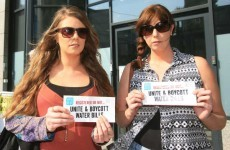 'Bin the Bills' anti-water charge protest held in Limerick