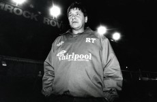 'A legend and a gentleman who made an outstanding contribution to Irish football'